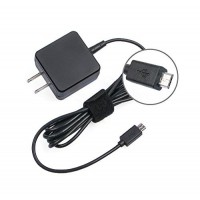 5.25V 3A Micro-USB 792584-001 792619-001 TPN-LA01 AC Adapter Power Supply Wall Charger