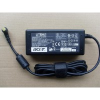 AD9014 586992-001 25.10256.011 Replacement AcBel 19V 3.42A 65W AC Power Adapter Tip 5.5mm x 1.7mm