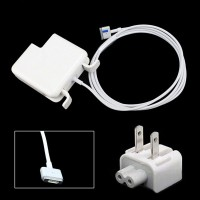 Apple 14.85V 3.05A 45W Power Adapter A1435 A1436 A1465 A1466 Tip MagSafe 2 Like T