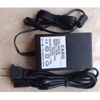 AD-12 AD-12CL AD-12ML AD-12MLA AD-12JL Replacement Casio 12V 1.5A 18W AC Power Adapter Tip 5.5mm x 1.7mm