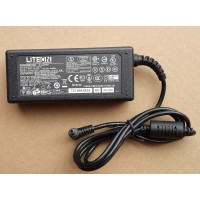 ADP-65MD B FPCAC163 FMV-AC342B PA-1650-02 CP500633-01 Replacement Fujitsu 19V 3.42A 65W AC Power Adapter Tip 3.5mm x 1.35mm