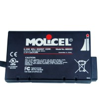 Replacement Philips 989803144631 MOLICEL ME202C Battery For TC30 TC50 VM4 VM6 VM8 Monitor G60 G50 G70 G80