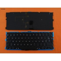 A1465 Apple MC505 MC506 MC968 MC969 MD223 MD224 MD711 MD712 Keyboard Apple A1370 Keyboard Backlit FR Layout